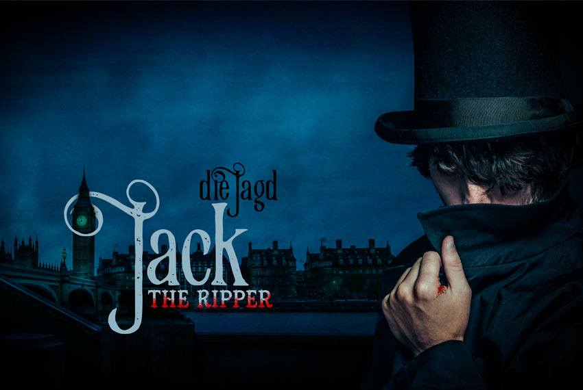 Jack The Ripper - Die Jagd hat begonnen - Escape Room - Exit Games