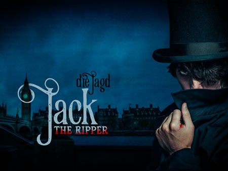Jack the ripper in Kassel