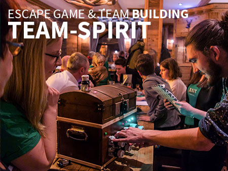 Team Spirit - TeamBuilding in und um Kassel